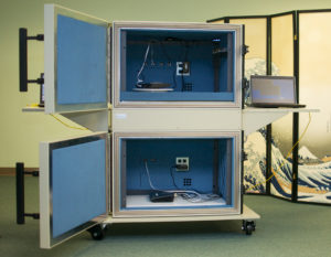 Personal Testbed for wireless EMC Test Equipment